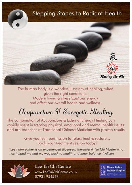 Chi Kung Energy Healing